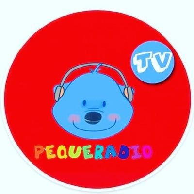 Logo Pequeradio TV