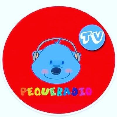 Logo Pequeradio TV