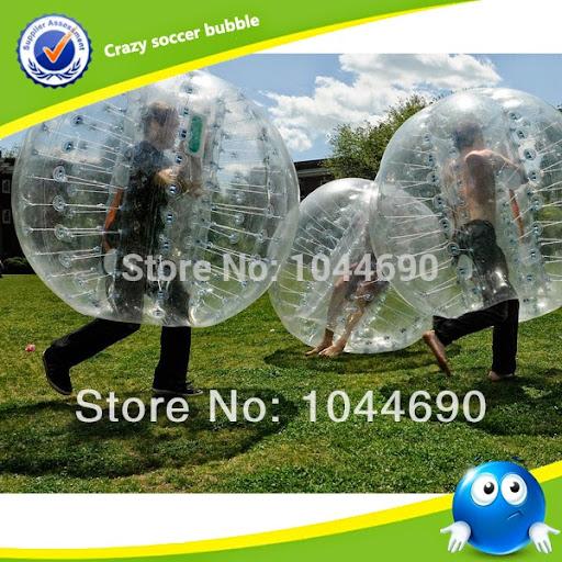 1.2/1.5/1.7m top quality 0.8mm PVC inflatable human bum