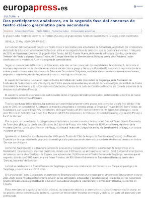 EuropaPress 27 Mayo 2010