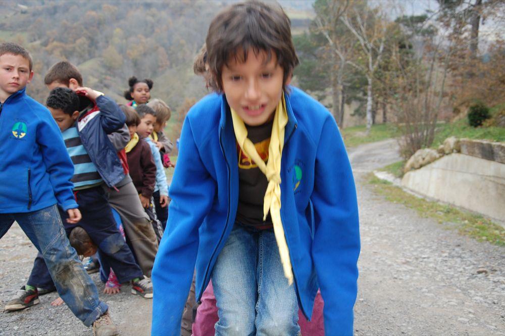 Sortida Castors i Llops a la Roca del Secut 2010 - DSC_0775.JPG