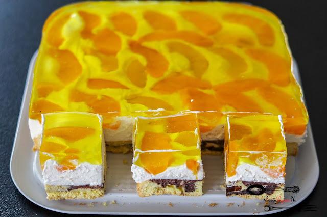 ciasta i desery,ciasto z kremem, ciasto na biszkopcie, ciasto z galaretką i owocami,ciasto z kremem śmietanowym,