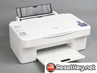 Epson ME-200 Waste Ink Pads Counter Reset Key