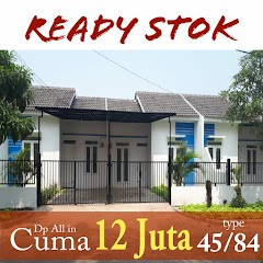 Rumah Dijual Murah di Cibarusah Jaya Cikarang Selatan Ready Stok Posisi Jalan Utama