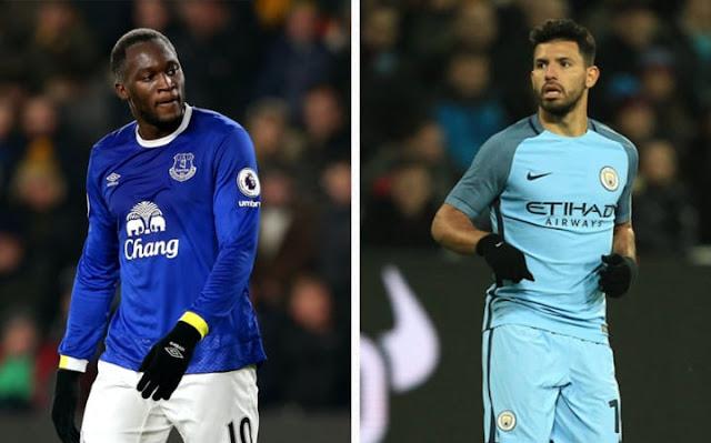 Everton vs Manchester City Match Highlight