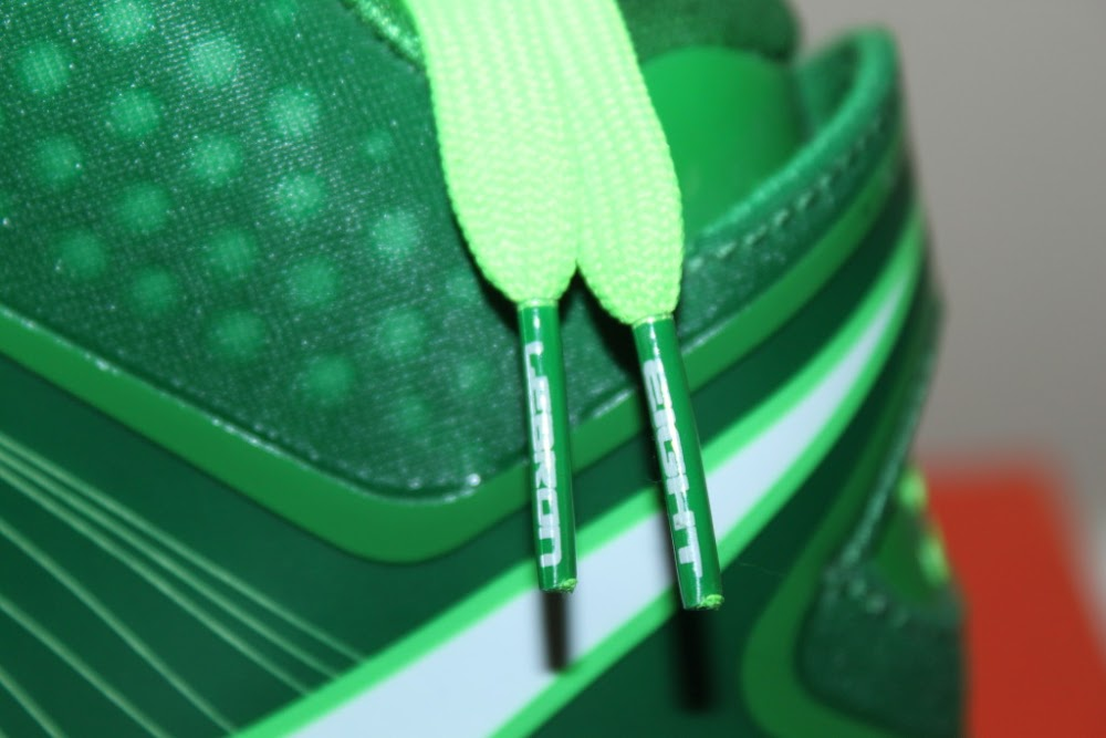 10b02914a2a71 ... Sample Nike LeBron 8 V2 Victory Green amp Electric Green