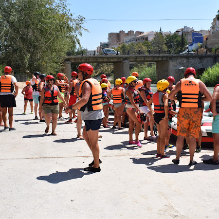 Descenso en Rafting y Banana Boat 04/08/2018 (Segundo Turno)