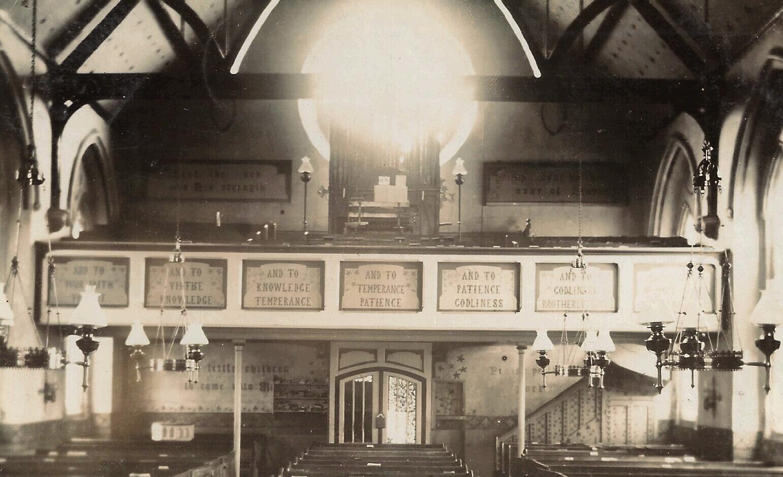 History of Venn Ottery, Tipton St John, Metcombe, Coombe