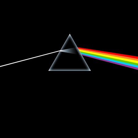 1973 - The Dark Side of the Moon - Pink Floyd