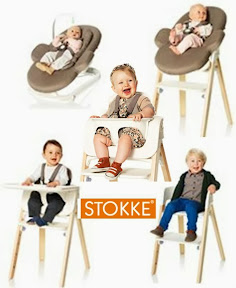 chaise haute stokke steps cubes petits pois. Black Bedroom Furniture Sets. Home Design Ideas