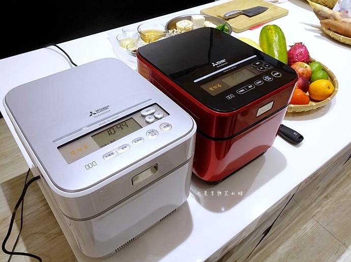 3 MITSUBISHI 三 菱蒸氣回收 IH 電子鍋