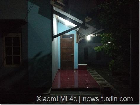 Hasil Foto Kamera Xiaomi Mi 4c vs Xiaomi Mi 4i Malam Hari Mode Auto