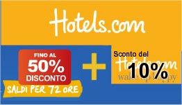 sconti Hotels.com