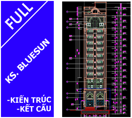Hồ sơ KS BlueSun