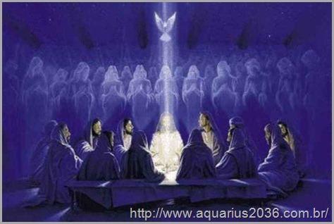 Espiritos Santos de Deus