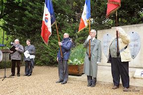 Cimetière et Mairie de Sèvres - Commémoration Journée de la déportation