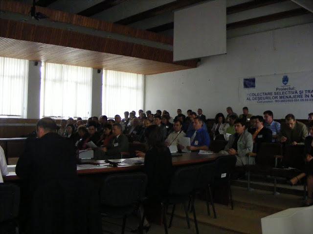 Inaugurare Statie sortare deseuri - 5 iunie 2009 - DSCF3692.jpg