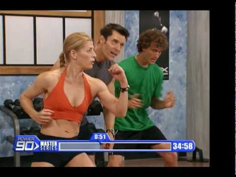 Tony Horton Make Prelude To Exercises, Tony Horton