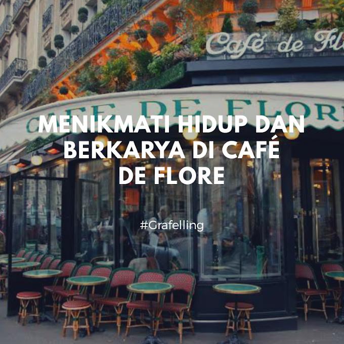 Café de Flore Paris, Tempat Para Filsuf Duduk dan Berpikir