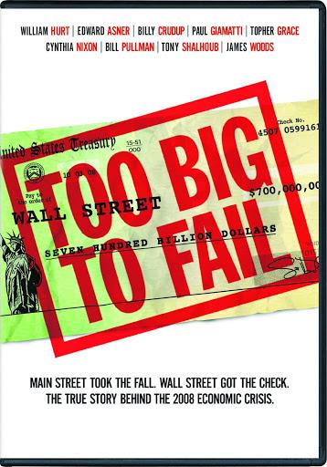 Too Big to Fail - Quá lớn để sụp đổ
