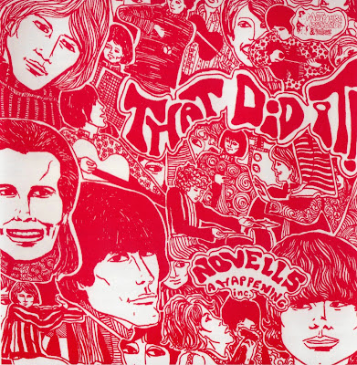 the Novells ~ 1968 ~ That Did It! (aka A happening with the Novells)