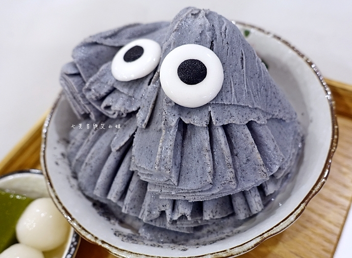 25  路地氷美食の怪物 台北 可愛療癒怪物冰 台中排隊美食