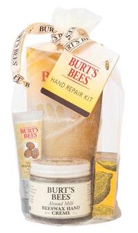 burts bees hand