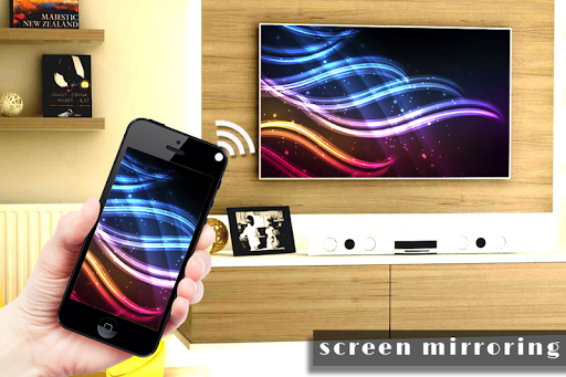 Screen Mirroring with TV : Connect Mobile to TV 1.1 screenshots 3