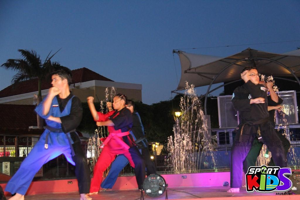 show di nos Reina Infantil di Aruba su carnaval Jaidyleen Tromp den Tang Soo Do - IMG_8680.JPG