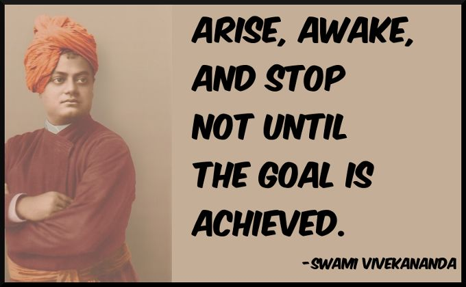 Quotes Vivekananda Glamorous 50 Famous Swami Vivekananda Quotes About Success And Spirituality