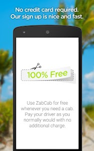 ZabCab - The Taxi App screenshot 4