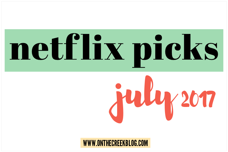 Netflix Picks // Shows to binge watch
