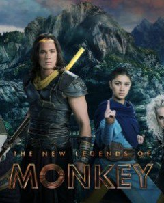 Tân Tây Du Ký - The New Legends of Monkey (2018)