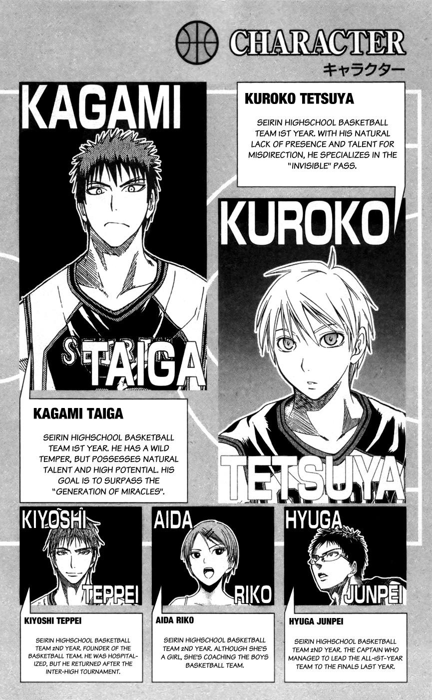 Kuroko no Basket Manga Chapter 118 - Image 4_004