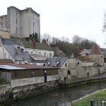 L'Ourcq et le château