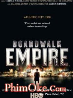 Đế Chế Ngầm Phần 3 - Boardwalk Empire Season 3 2012 Poster