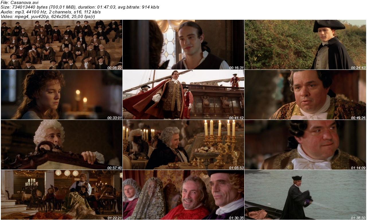Casanova 2005 - DVDRip XviD - Türkçe Dublaj Tek Link indir