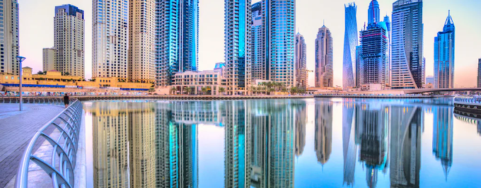 THE MOST LUXURIOUS CITY IN THE WORLD, DUBAI