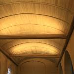 Eglise Saint Maclou : voûtes lambrissées