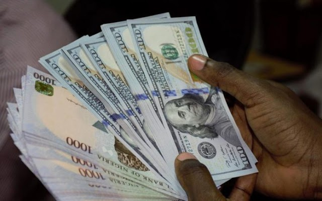 Good Omen For 2021: Nigeria External Reserve Rises By $515 Million In 12 Days, As Naira Stabilizes At Black Market ~Omonaijablog