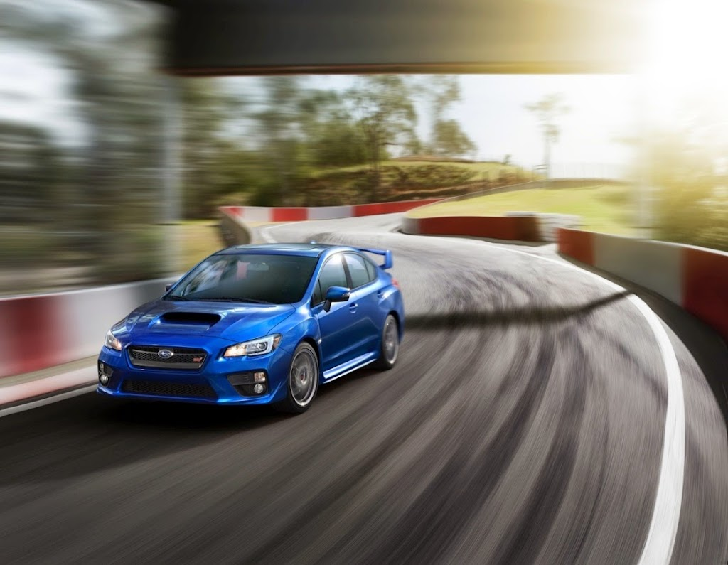 2015 Subaru WRX STI Launch Edition front_3