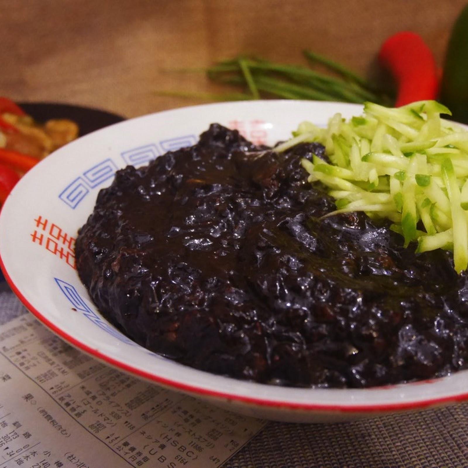 韓國炸醬麵 (6人份量)Jajangmyeon 【老娘的草根飯堂】