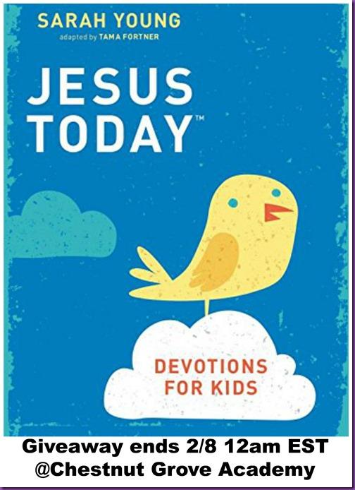 Jesus Today Giveaway