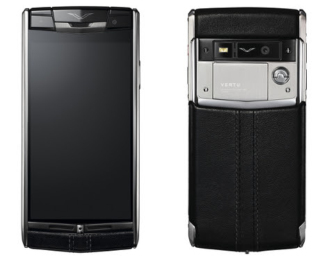 Vertu Signature Touch - Spesifikasi Lengkap dan Harga