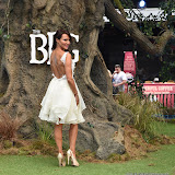 OIC - ENTSIMAGES.COM - Lizzie Cundy at the UK premiere of THE BFG  in London  17th July 2016 Photo Mobis Photos/OIC 0203 174 1069