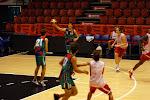RosCasares Senior-NBA Juvenil M Partido entrene