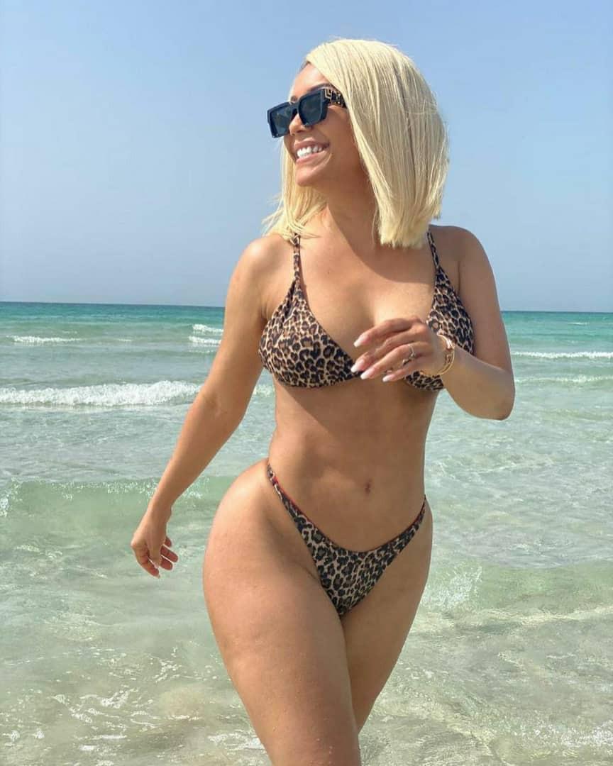 Sexy Bikini photos of New BBNaija housemate Maria Chike