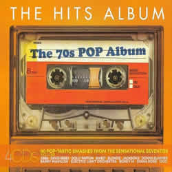 CD The Hits Album: The 70s Pop Álbum 4 CDs (Torrent)