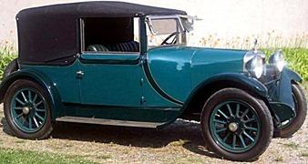 Panhard 1921 X37