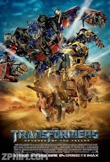 Robot Đại Chiến 2: Bại Binh Phục Hận - Transformers: Revenge Of The Fallen (2009) Poster